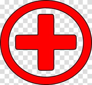 Hôpital de la Croix-Rouge américaine Croix chrétienne, Croix-Rouge png