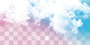 nuages blancs, ciel bleu nuage blanc, ciel bleu et nuages blancs png