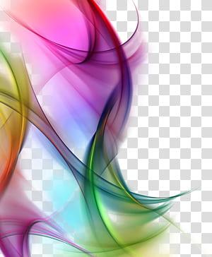Couleur, fond de couleur de rêve magnifique, multicolore png