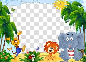 illustrations d'animaux, faire-part de mariage papier enfant fête de l'indépendance indienne indien, enfants boutique de zoo fond png