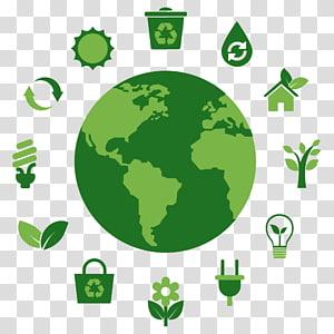 Symbole de recyclage Réutilisation minimisation des déchets, protection de l'énergie et de l'environnement png