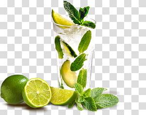 pinte claire, Mojito Cocktail Daiquiri Rum Ti \ 'Punch, mojito png