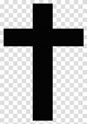 illustration de la croix blanche, croix chrétienne d'Irlande Silhouette Calvaire, croix png