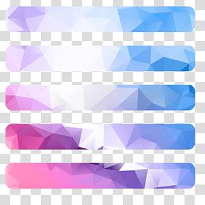 Géométrie forme euclidienne, fond coloré géométrie polygonale png