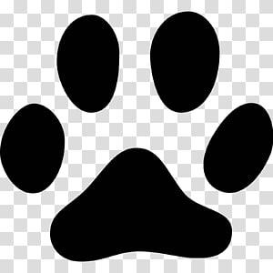 chien patte illustration, chat empreinte patte animal piste chien, os chien png