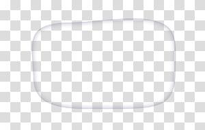 forme ovale, motif blanc noir, bulles png