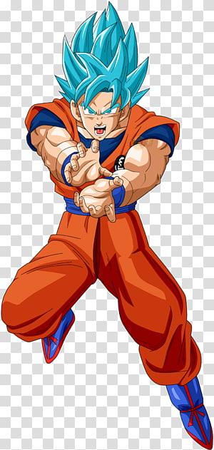 SSB Goku, Goku Vegeta Beerus Boule De Dragon Super Saiya, goku png