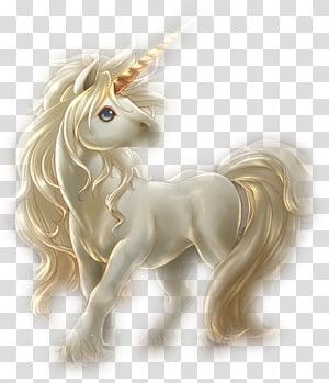 Licorne grise à la recherche d'illustration de côté, Licorne ailée Pegasus Qilin Art, Licorne png