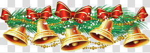 Cloche de Noël, cloches de Noël, cloches de Noël png