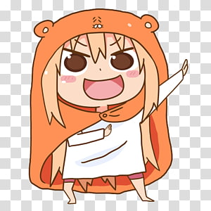 Illustration d'Umaru-Chan, Himouto!Umaru-chan Anime Fate / stay night Synthesia, Chan png
