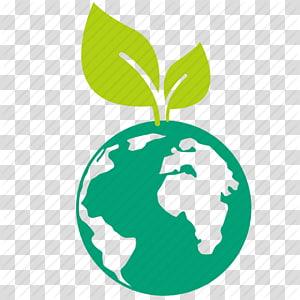 terre verte avec illustration de plantes, icônes d'ordinateur réchauffement climatique environnement naturel, écologie, environnement, vert, nature, icône du monde png