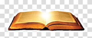livre ouvert brun, livre de la Bible catholique des actes de révélation des apôtres étude biblique, verset de la Bible png