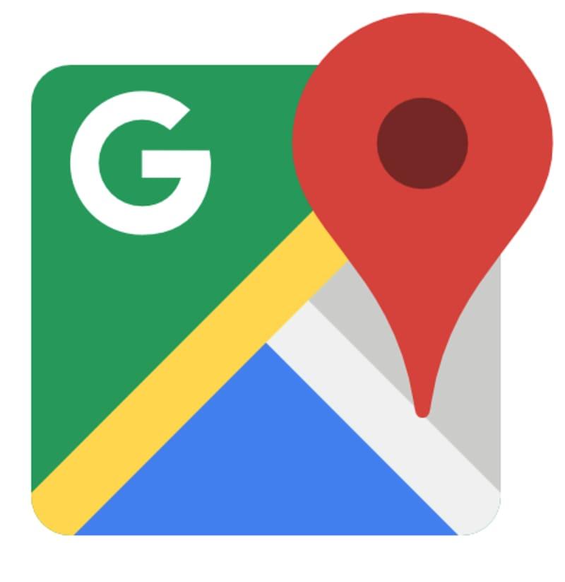 Logo Google Map, Navigation dans Google Maps, LOCALISATION png