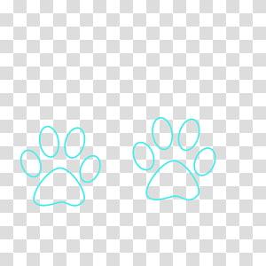 marque de patte, motif, pattes de chien png