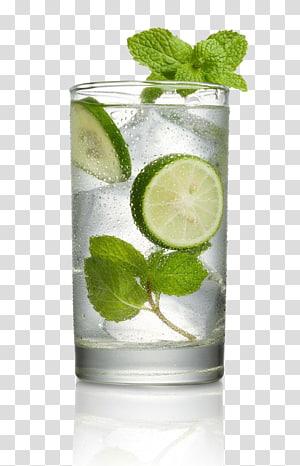 cocktail mojito, cocktail Mojito Margarita menthe julep Spritzer, boisson png