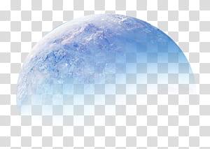 Fichier informatique, matériau Dream Starry Moonlight, de la planète bleue et rose png