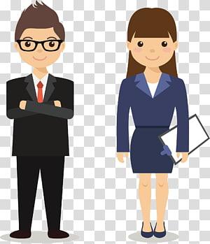 homme et femme, illustration, Adobe Illustrator, fichier informatisé, avocat de couple png