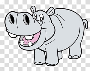 animal, Hippopotamus Contenu gratuit .xchng, Hippo mignon png