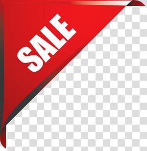 illustration de texte de vente, Promotion des ventes Remises et indemnités Gratis Logo, autocollant de coin de vente png