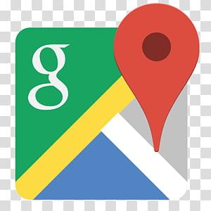 Google Maps Google I / O Logo, icône de carte, logo Google Map png