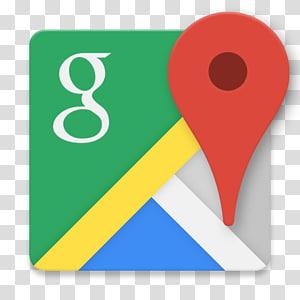 Icône Google Map, design graphique de la marque, Maps png