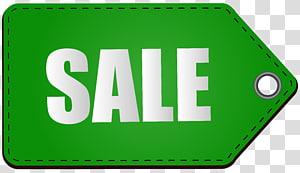 vente, icône de prix de vente, étiquette de vente verte png