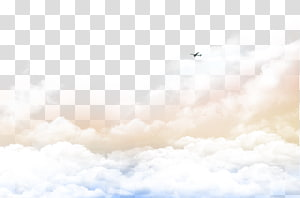 avion de ligne volant dans le ciel, piste de vol d'avion, Baiyun, nuage, nuages png