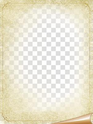Affiche de style rétro, documents d'information sur les affiches rétro, illustration de papier brun png