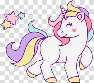 illustration de la Licorne, Licorne Label Convite Party, Licorne png