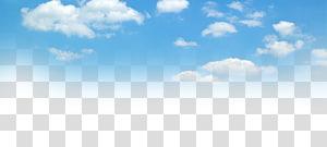 Ciel bleu et nuages blancs, de ciel bleu png