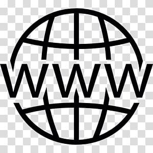 Icône Internet World Wide Web, fichier World Wide Web, logo World Wide Web png