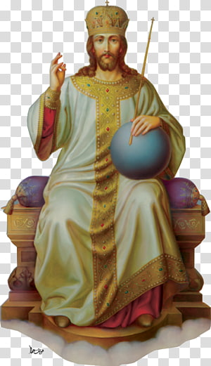Illustration de Jésus-Christ, le roi Jésus-Christ le roi Buddy Christ Icon, Jésus-Christ png