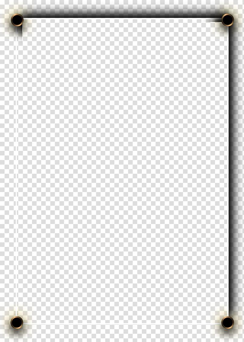 illustration de cadre graphique gris rectangulaire,, Texture de la bordure simple png