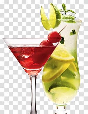 jus de cerise à côté de limonade, jus de cocktail Pisco punch Tequila Sunrise Cachaxe7a, boire du jus de cocktail png