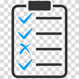illustration de liste de contrôle, liste de contrôle des icônes d'ordinateur Iconfinder, vérification, liste de contrôle, document, formulaire, liste, rapport, icône de test |Icône png