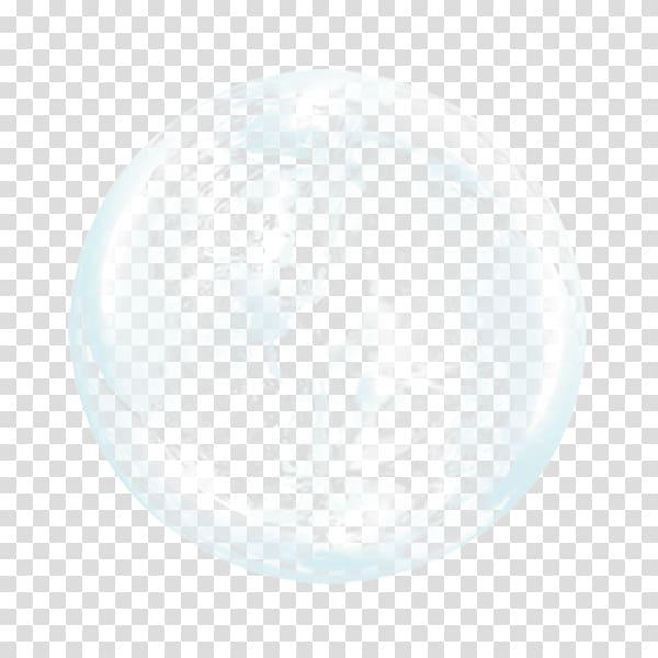 chute de boule de neige, motif cercle blanc, bulle de savon png