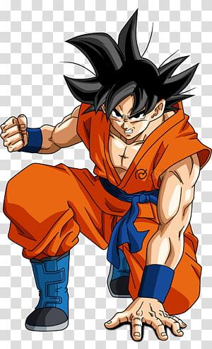Son Goku, tranches de Goku Gohan Vegeta Super Saiya, boule de dragon z png