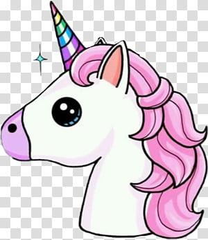 Dessin de licorne Chibi Pegasus, licorne png