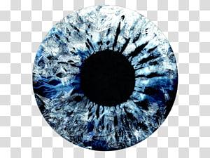 PicsArt Studio Eye Editing Color, lentille optique png