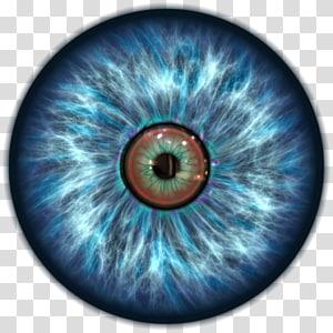 Eye Iris Pupil, yeux png