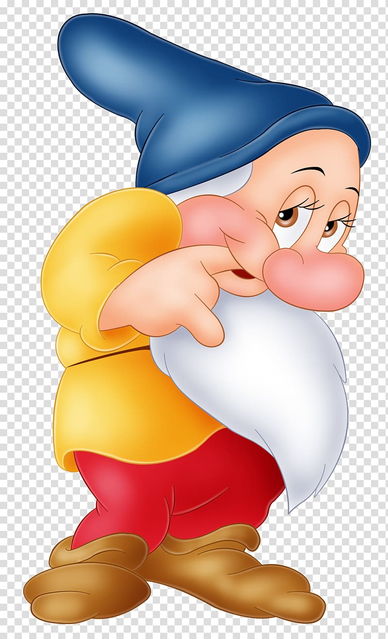 Reine des Neiges Blanche miracle miracle Bashful sept nains, illustration de Sneezy Bashful Blanche Neige png