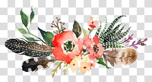 illustration de fleur pétale rose, fille de fleur fille, couronne de fleurs délicate png