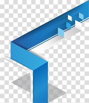 illustration bleue et blanche, bleu u53f0u5317u56fdu9645u822au592au66a8u56fdu9632u5de5u4e1au5c55, matériel de conception d'une page bleu pour le mode business png