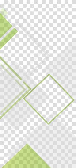 Abstraction euclidienne de géométrie, illustration abstraite géométrique, bleu, gris et vert png