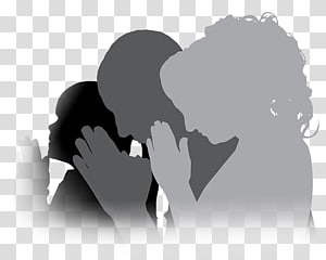 silhouette de gens priant, prière Dieu Saint-Esprit Christian Church, prière png