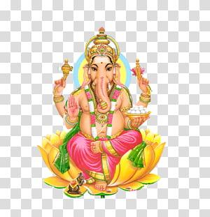Illustration de Ganesha, Shiva Ganesha Purana Ganesh Chaturthi, déesse png