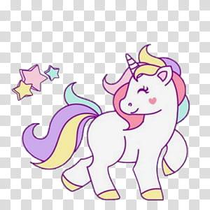 Impression de fête sur papier Unicorn, unicornio, sticker rose My Little Pony png