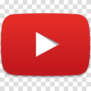 Logo du bouton de lecture YouTube Icônes d'ordinateur, Logo de l'application Icon Icon, Logo Youtube png