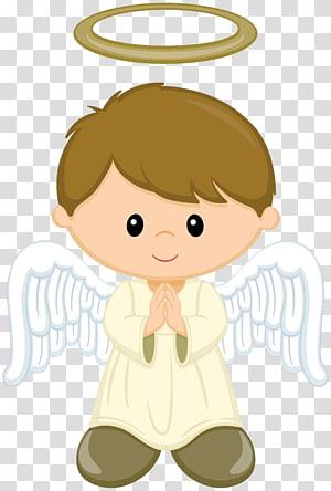 illustration d'ange garçon, dessin ange, k png