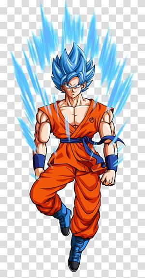 Illustration de Son Goku, Goku Vegeta Videl Dragon Ball Saiyan, dragon ball png